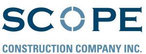 SCOPE Construction logo
